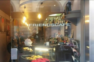 Arezzo centro friend's caffe nome